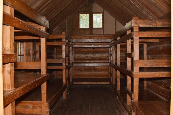Magness Bunkhouse Interiors