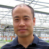 Photo portrait of WFI Fellow Zengwang Ma from China