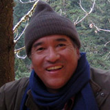 Portrait photo of WFI Fellow Deepak Tamang