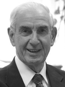 Bill Hagenstein, who died in 2014, left generous bequests to the World Forestry Center and SAF that have funded a series of public Hagenstein Lectures.