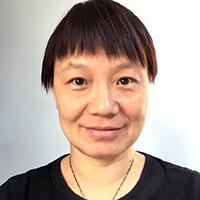 Portrait photo of WFI Fellow Chiao-Ping Wang from Taiwan