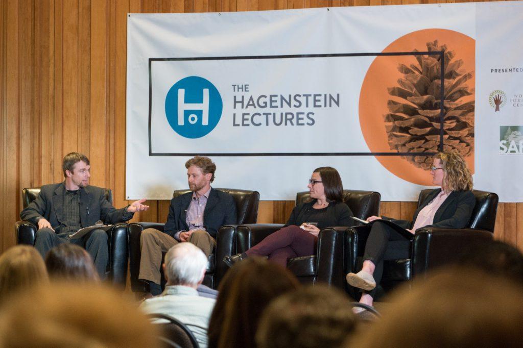 Hagenstein Lecture Panel