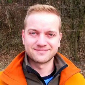 Portrait photo of WFI Fellow Jan Jenco from Slovakia