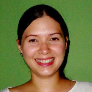 Portrait photo of WFI Fellow Andrea Cornejo from Nicaragua