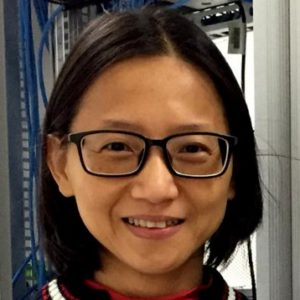 Portrait photo of WFI Fellow Meei-ru Jeng from Taiwan
