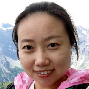 Portrait photo of WFI Fellow Xuejiao Li from China