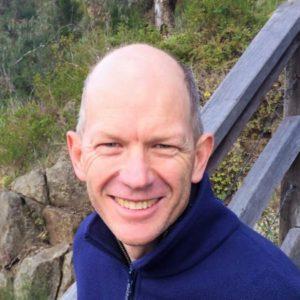 Portrait photo of WFI Fellow Blair Freeman from Australia
