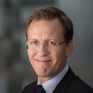 Portrait photo of WFI Fellow Jon Bingen Sande from Norway