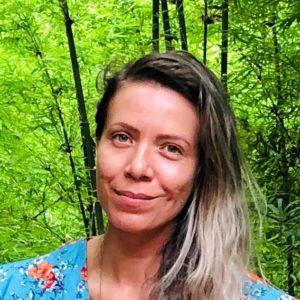 Portrait photo of WFI Fellow Ana Kanoppa from Brazil