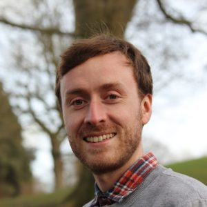 Portrait photo of WFI Fellow Will Maiden from the United Kingdom