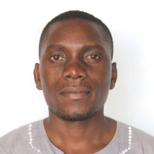 Portrait photo of WFI Fellow Richard Banda from Malawi