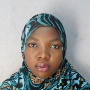 Portrait photo of WFI Fellow Temitope Dauda from Nigeria