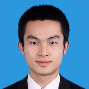 Portrait photo of WFI Fellow Zhongyuan Ding from China