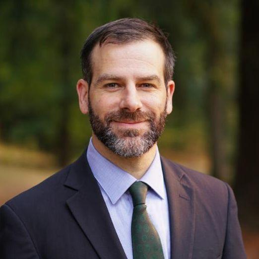 Executive Director Joe Furia of World Forestry Center