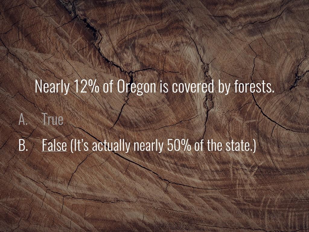 World Forestry Center_Forest Quiz_Slide14
