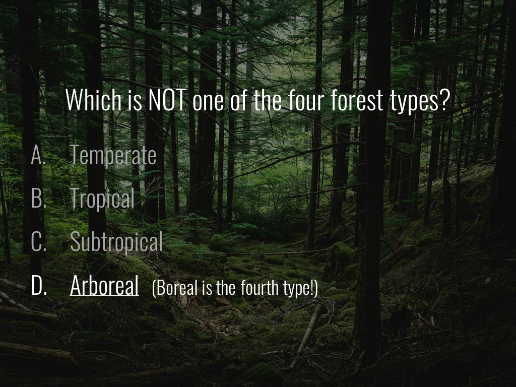 World Forestry Center_Forest Quiz_Slide18