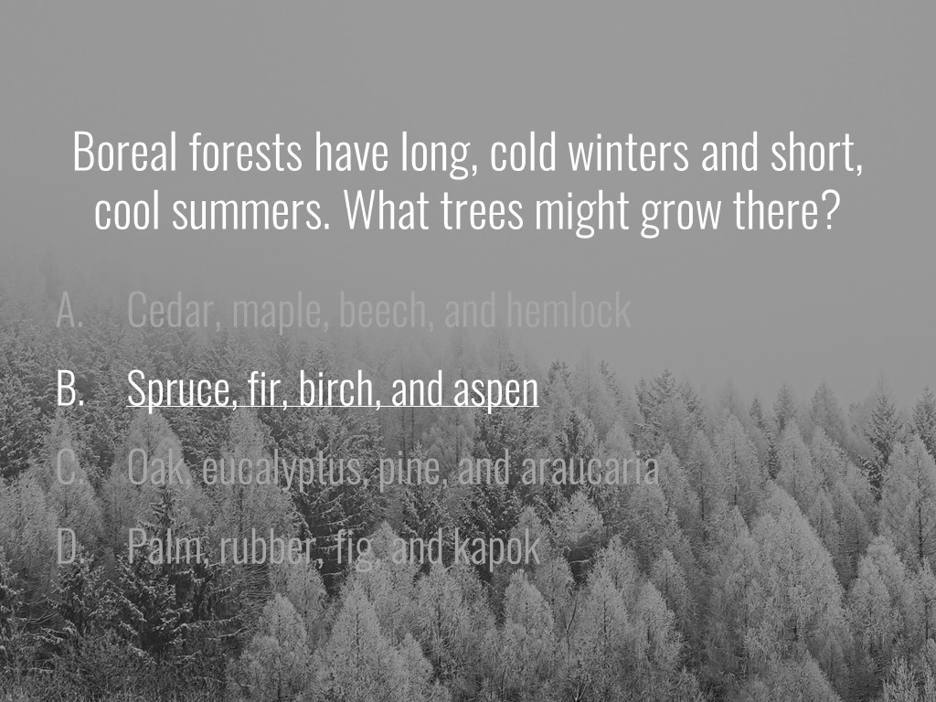 World Forestry Center_Forest Quiz_Slide28