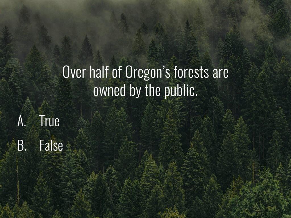 World Forestry Center_Forest Quiz_Slide5