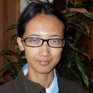 Portrait photo of WFI Fellow Sudiyah Istichomah from Indonesia