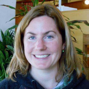 Portrait photo of WFI Fellow Krystina Kny from Australia